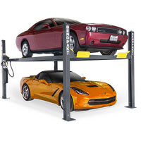 BendPak 4 Post Car Lift 9,000-lb. Capacity HD-9