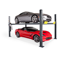 BendPak HD-9STX Narrow & Tall 4-Post  9,000 LB Lift