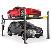 BendPak HD-9XW  Wide & Tall 4-Post Lift