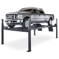 BendPak HDS-14X 4-Post Lift 14000LB Limo Style