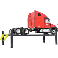 BendPak HDS-27X   Extended 4-Post Lift 27000LB Cap.
