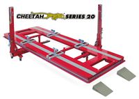 Star-a-Liner Cheetah 20' Two Tower Frame Machine with Hydraulics & ABC Packages