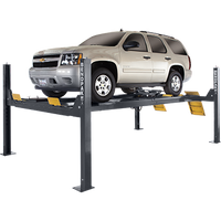 BendPak HDS-14LSXE  Limo Ext  Alignment  Lift 14000LB