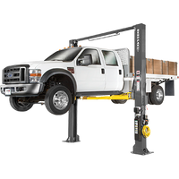 BendPak XPR-12CL-192 Extra Tall, 12,000 Lb. Capacity, Clearfloor, Triple-Telescope Arms-All Four