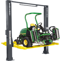 BendPak XPR-7TR Turf Lift Clear Floor 7000 LB Capacity