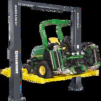 BendPak XPR-7TRF Turf Lift  Floor Plate 7000 LB Capacity