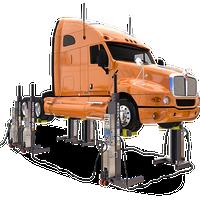 BendPak PCL-18B-6 Mobile Column Lift System Set of 6