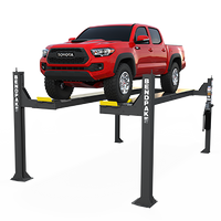Bendpak HDSO-14AX 14,000-Lb. Capacity Open Front Extended Alignment Lift
