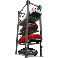 BendPak PL-18000  Four Level Four Post Parking Lift -Special Order