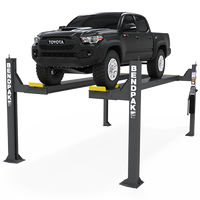 BendPak HDSO14P 14,000-lb. Capacity Open Front Car Lift