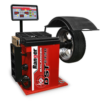 Ranger DST642D 2-D Quick-Touch™ Wheel Balancer with 36mm Shaft