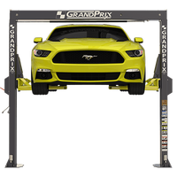 "BendPak GrandPrix GP-7LC  Low Ceiling - Height 118.5"" -Space-Saving Two-Post Lift"