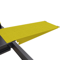 "BendPak Steel Ramps SKU# 5210055  48"" Steel Approach Ramps / Pair"