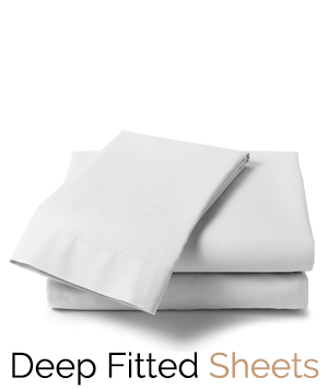 Deep Fitted Sheets