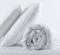 Luxury Duvets & Pillows