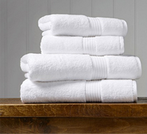 Luxury Hotel Towels