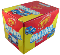 Allens Milkos (Our main image of this Confectionery)