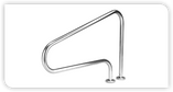 "INTER-FAB | HANDRAIL DM 3 BEND 50"" EARTH 