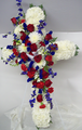 Patriotic Standing Cross