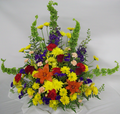 Bright Sympathy Basket