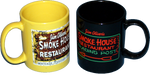 Two Smoke House Signature Coffee Mugs