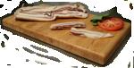 Hickory Smoked Thick Bacon