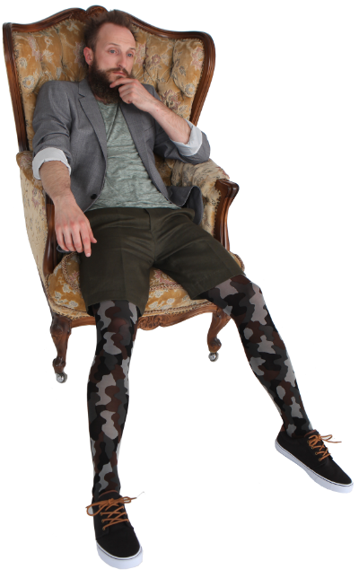 Adrian Moro tights for men