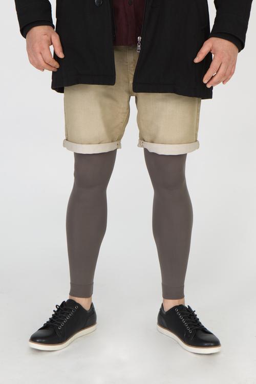 Adrian Hunter footless sport tights for men