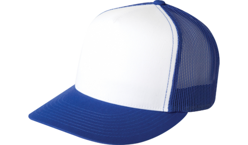 Flexfit - Classic Royal Trucker Cap