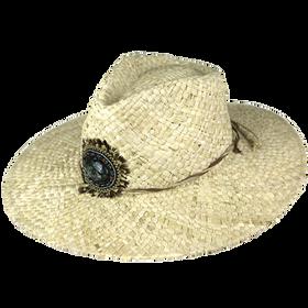 Peter Grimm - Maria 100% Maize Straw Resort Hat
