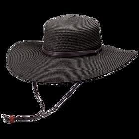 Peter Grimm - Coralia 100% Toyo Resort Hat Black