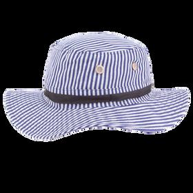 Peter Grimm - Bexley 100% Cotton Bucket Hat Blue