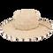 Peter Grimm - Antoinette 100% Straw Resort Hat Natural