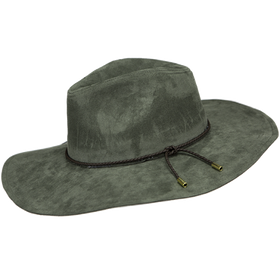 Peter Grimm - Tuca Suede Resort Hat Green