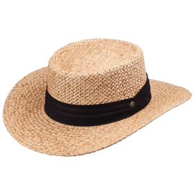 Peter Grimm - Americana 100% Moroccan Straw Resort Hat