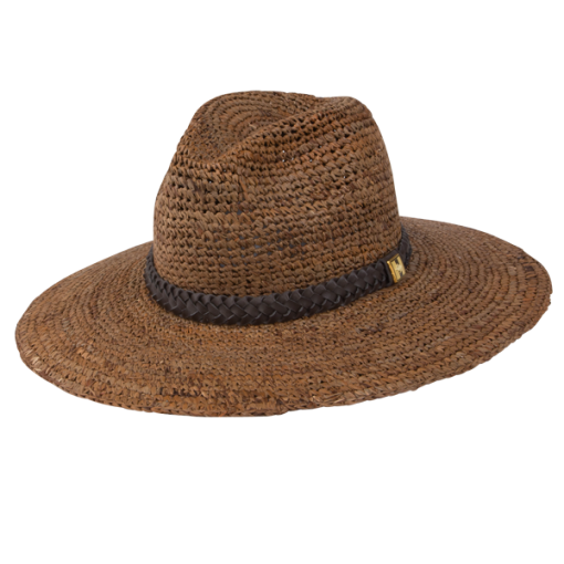 Peter Grimm - Serge % Raffia Straw Resort Hat