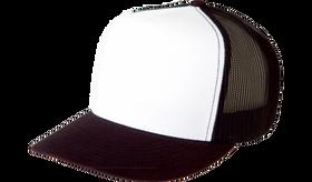 Flexfit - Classic Black Trucker Cap