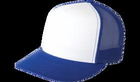 Flexfit - Classic Royal Trucker Cap