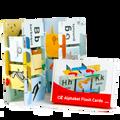 Ozzilla Australian Constructable Flash Cards