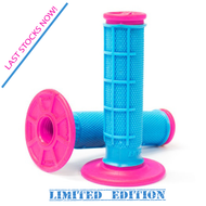 KWALA Pro Series Dual Ply Grips PINK/BLUE