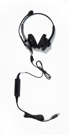 ZuM™ UC2 Dual Ear USB Headset