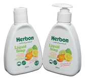 Herbon Liquid Soap Pump 250ml