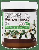 Natures Goodness Manuka Honey 250g