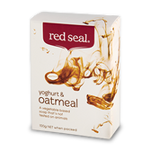 Red Seal Yoghurt & Oatmeal Soap 100gm