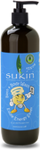 Sukin Kids Eddie Energy Saver Bath & Body Wash 500ml
