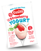 Easiyo BioLife Low Fat Sweet Strawberry Yogurt 215g