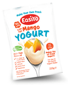 Easiyo BioLife Low Fat Sweet Mango Yogurt 215g
