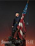 FeR Miniatures - Colonel Joshua Chamberlain, Gettysburg, 1863