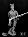 FeR Miniatures - Queen's Rangers Officer, Brandywine, 1777