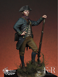 FeR Miniatures: Revolution: Liberty or Death - Virginia Militia, Guilford Courthouse, 1781